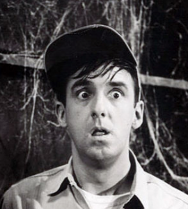 Jim Nabors as Gomer Pyle