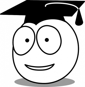 Graduate cartoon Pixabay ok