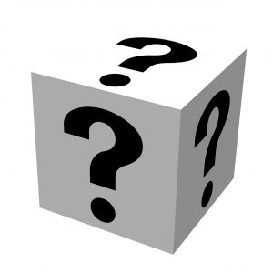 question mark cube Pixabay ok