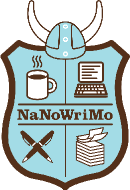 Logo of National Novel Writing Month