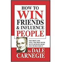 Front cover How to Win Friends and Influence People