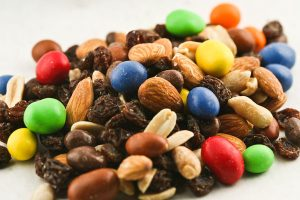 candy and nuts
