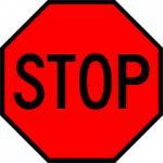 Stop Sign Wiki Commons
