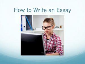 Essay Slide01