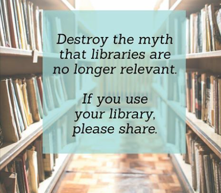 Libraries Relevant