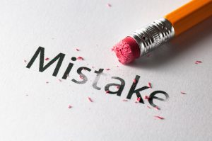 Mistake