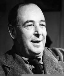 British novelist and literary critic C.S. Lewis