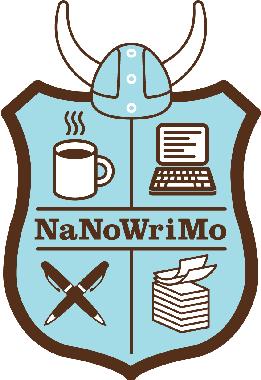 Logo of National Novel Writing Month
