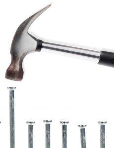 hammer and nai