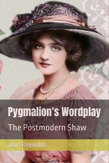 Book cover depicting an Edwardian Lady